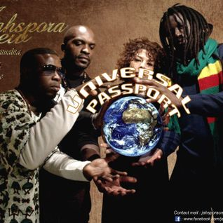 Universal Passport - The Roots Dictionary by Jahspora Crew