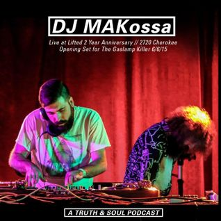 T&S Podcast #033 | Live at Lifted Two Year Anniversary | DJ MAKossa