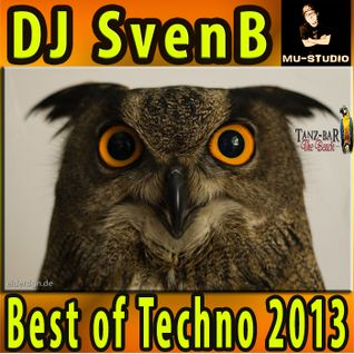 DJ SvenB - Best Of Techno 2013 (best of my promo-sets)
