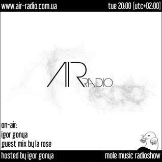 Mole Music Radioshow - Episode 003 with La Rose