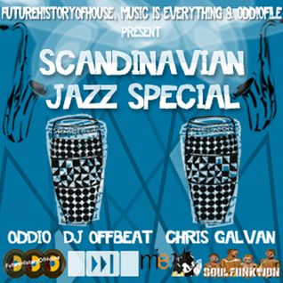 The Scandinavian Jazz Special - OdDio Selection
