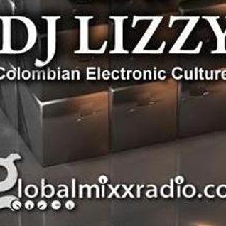 Global Mixx Radio - EE. UU@Lizzy