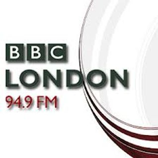 Edward Adoo - Robert Elms Show - BBC London