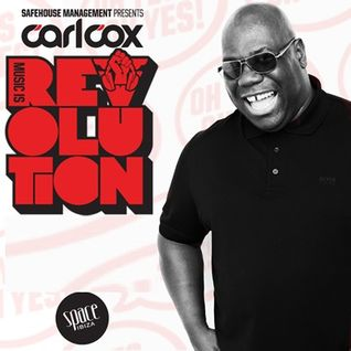 Carl Cox – Live @ Music is Revolution, Week 8 (Space, Ibiza) – 02-AUG-2016