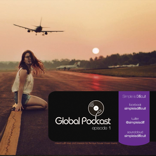 Stereo Cloud & Vee pres. Simple Is Difficult - Global Podcast (2012.12)