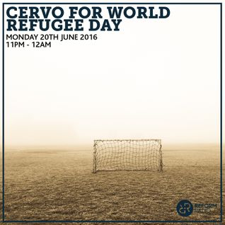 Cervo for World Refugee Day 20th June 2016