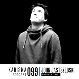 KARISMA PODCAST #099 - BASS CULTURE RECORDS PART I