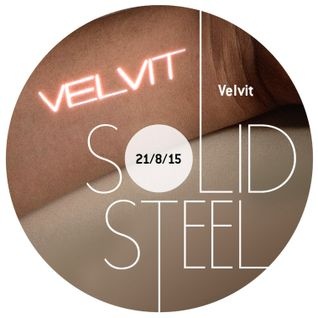 Solid Steel Radio Show 21/8/2015 Hour 1 - Velvit