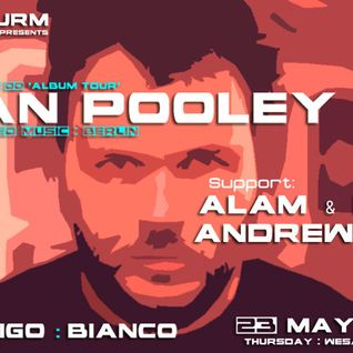 Ohrwurm pres. Alam & Nyl (b2b warmup for Ian Pooley) @ Vertigo KL - 23.05.13