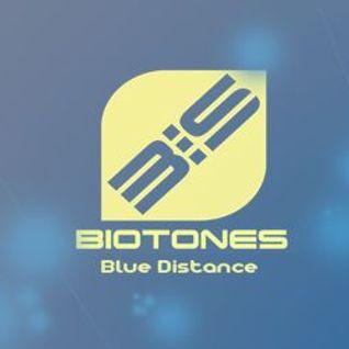 Biotones - Blue