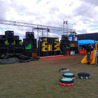 t3kr0 & Spootnik @ Boostek Soundsystem (Italy),Teknival France-Laon Couvron 27/04 - 01/05/2012