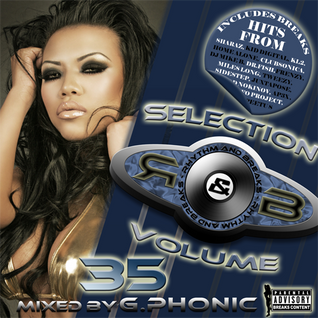 Rhythm & Breaks Selection 035 with G.Phonic