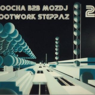 KOOCHA B2B MOZDJ - FOOTWORK STEPPAZ PART 2