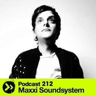 DTPodcast 212: Maxxi Soundsystem