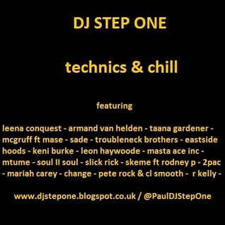 DJ Step One - Technics & Chill