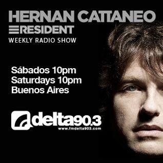 Resident Hernan Cattaneo (11/2/2012)