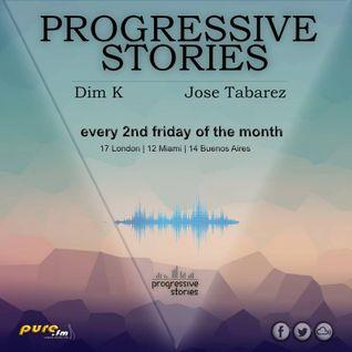 Dim K - Progressive Stories 036 3rd Anniversary Show  [Jan 08 2016] on Pure.FM