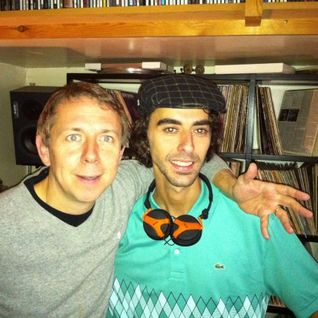 Gilles Peterson Worldwide Vol.4 No.6 // DJ Nuts from Brasil