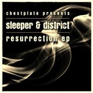 Dark Dubstep - Sleeper and District Resurrection EP Mix