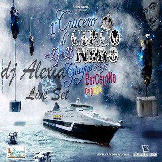 Dj Alexia Live On CIRCONERO CRUISE Barcelona