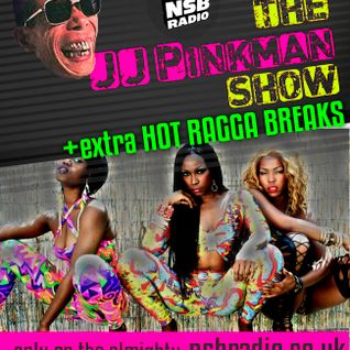 The JJPinkman Show [N0.3 - RaggaBreaksSpecial] on NSB Radio