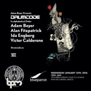 Adam Beyer – Live @ Drumcode Showcase, Blue Parrot (The BPM 2016) – 13-JAN-2016