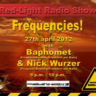 "Nick Wurzer @ Red Light Show ""Frequency"" 27.04.2012"