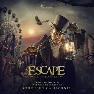 Armin van Buuren - Live At Escape All Hallows Eve (California) - 01-Nov-2014