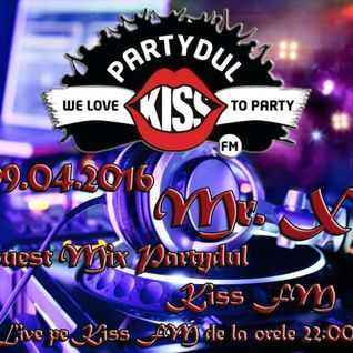 Partydul KissFM ed387 sambata part1 - warmup cu Marian Boba si guestmix by Mr X