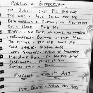 Calico & Bittersweet