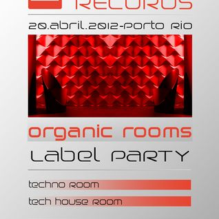 Caiano & FRed @ CODE x33 Records /// Organic Rooms Label Party
