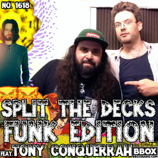 Old Time Religion Radio #1618: Split The Decks FUNK EDITION feat. Tony Conquerrah