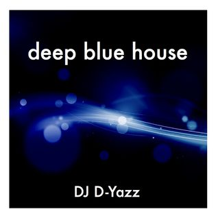 deep blue house