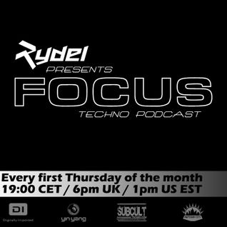 Rydel presents FOCUS 19 - WITH DELAY (May 2015)
