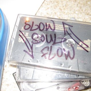 Shoes - Slow Soul Flow Mixtape