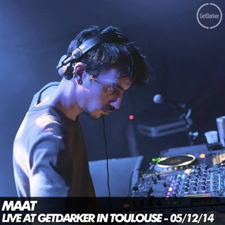 Maat - Live at GetDarker in Toulouse, France - 05/12/14