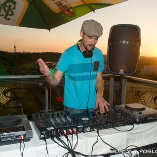 Flesh - live @ Minimal People ROOFTOP party 8.9.2012