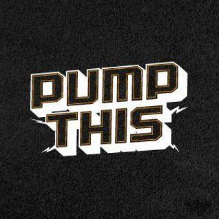 NU RE SOUND x PUMP THIS