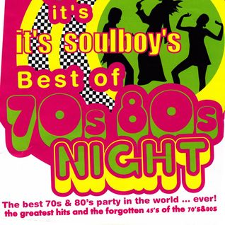 soulboy's 70's&80's night