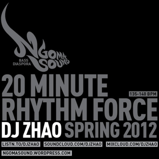 20MIN. RHYTHM FORCE [spring 2012]