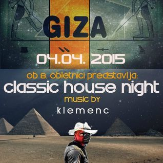 kLEMENC live @ GIZA 04.04.2015 (part 1)