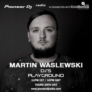 Martin Waslewski - Pioneer DJ's Playground