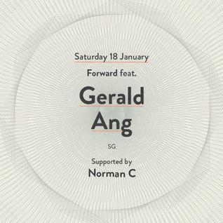 Gerald Ang - kyō Promo Mix (Jan 2014)