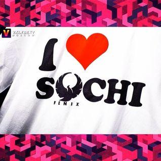 DJ Fenix - Sochi mix (2014)