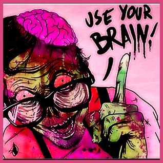 Use your Brain - 03.05.2010 - mixed by Miss Hardtech