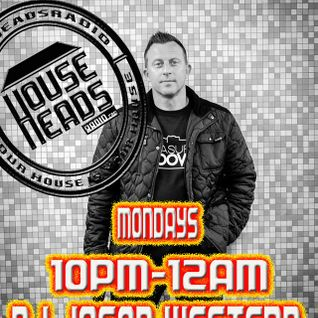 Monday's New Bouncing Beats Live Recording on Househeadsradio.com ... 17.10.16