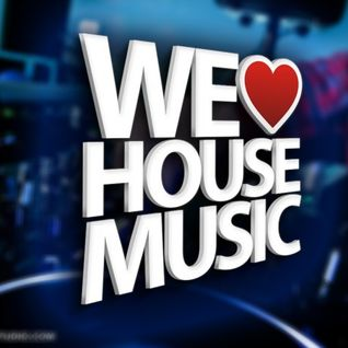 DJ BennyHy's we love house music mix 25th April 2015.