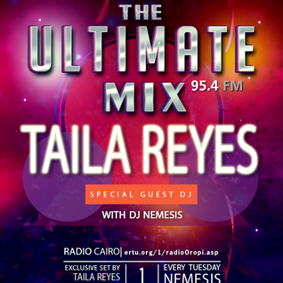 Nemesis - The Ultimate Mix Radio Show (045) 01/12/2015 (Guest Taila Reyes)