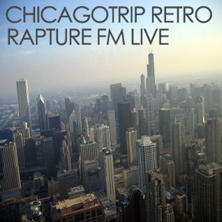 Jay Dobie - Rapture FM - Live Vinyl Mix