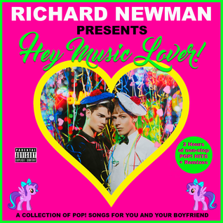 Richard Newman Presents Hey Music Lover!